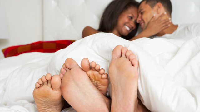Bedroom Tricks & Tips for Monogamous Couples