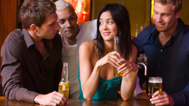 Is Your Personal Bar Keeping You Single?