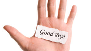 Red Flags in Relationships: Goodbye