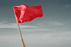 Red Flags and Relationship Issues