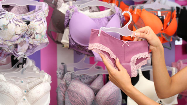 What's the Point of Spending $ on Lingerie?